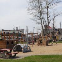 Plac zabaw w Mielnie